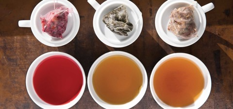 Flavoured Teas and Herbs